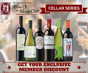 Every other month we will ship you (6) of our Classic Series wines (4) reds and (2) whites each chosen for the varietal and regional character. These wines are chosen from hundreds tasted each month delivered with a 20 page newsletter