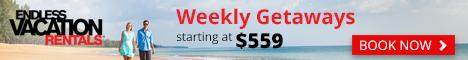 weekly getaways