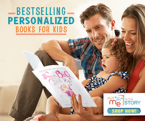 Put Me In The Story - Bestselling Personalized Books for Kids