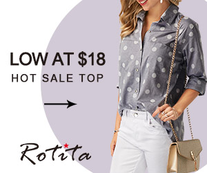 Hot Sale Top Low at $18