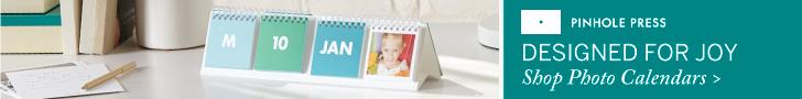 Shop Pinhole Press Photo Calendars