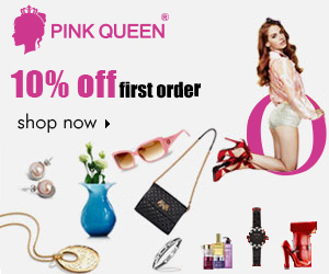 10% Off for Registering at PinkQueen.com
