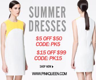 Buy Maxi Dresses at PinkQueen.com!
