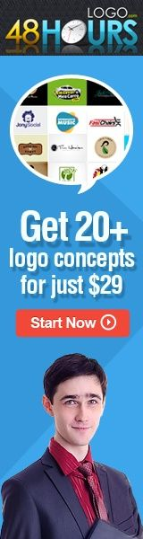 Logo design contest at 48hourslogo.com