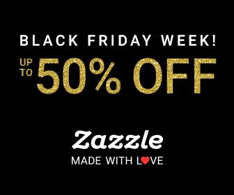 Black Friday Week Sale on Zazzle