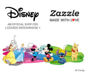 Shop Disney Merch on Zazzle