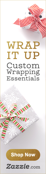 Shop Custom Wrapping Paper & More!