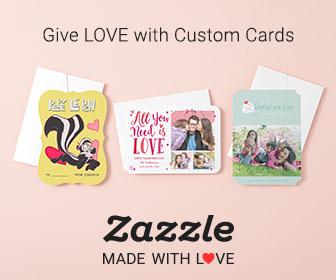 Shop Valentine's Day Gifts on Zazzle.com