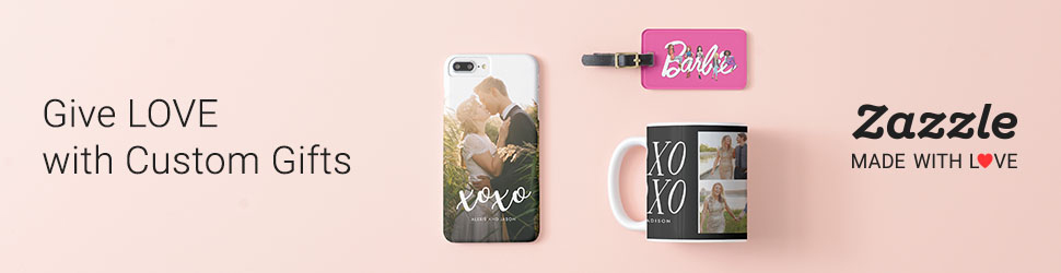 Shop Valentine's Day Gifts on Zazzle.com