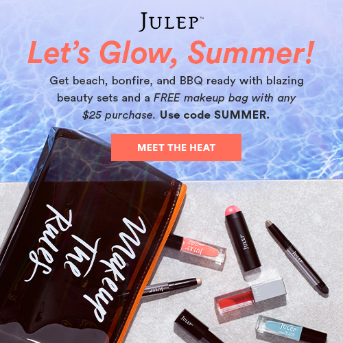 Julep June 2018 Promo Code Gift with Purchase