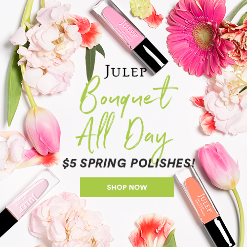 Julep Bouquet All Day $5 Spring Polishes!