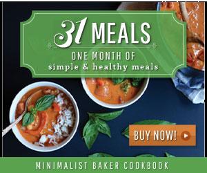 31 Meals Cookbook