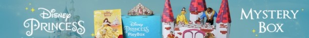 Disney Princess box, Disney Princess Subscription Box, Disney Pleybox, toys, toy subscription, princess subscription