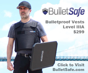 BulletSafe Bulletproof Vests are the best value in body armor