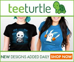 teeturtle new designs