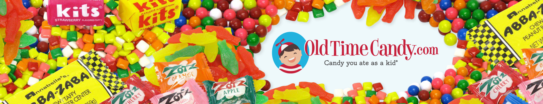 Get 10% off Made in the USA candy from Old Time Candy + Free Shipping On Orders Over $250 In The Continental U.S. At OldTimeCandy.com!