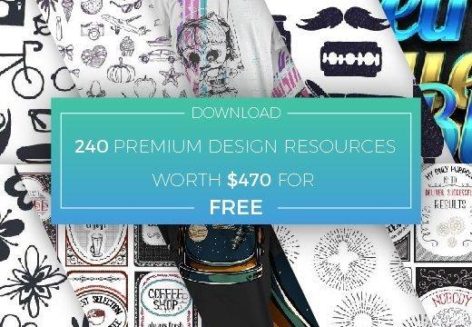 240 Premium Design Resources