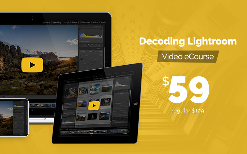 Decoding Lightroom eCourse