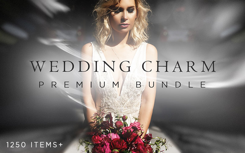 Wedding Charm Bundle