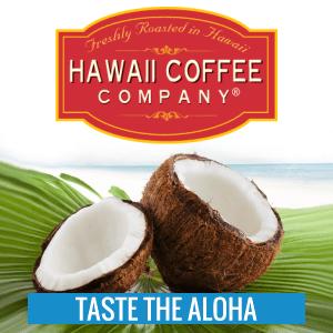 Flavored Coffee from Hawaii Coffee Company