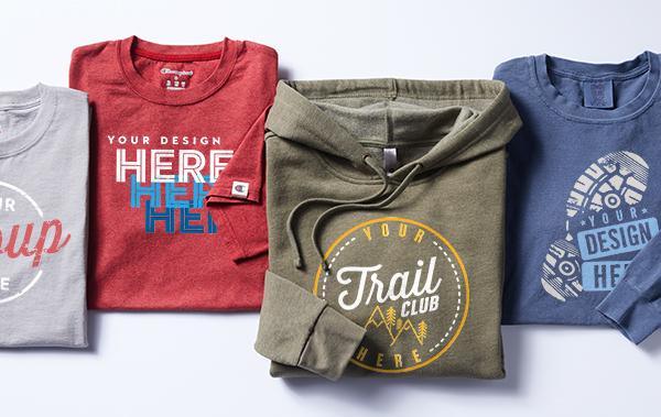 Perfect t-shirt picks from Custom Ink