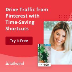 250x250 tailwind pinterest banner A blog for the love of Pinterest