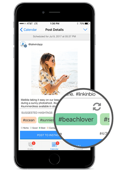 hashtag finder iphone How to create a 'Tribe' in Tailwind to maximize your reach!