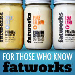 fatworks animal cooking fats