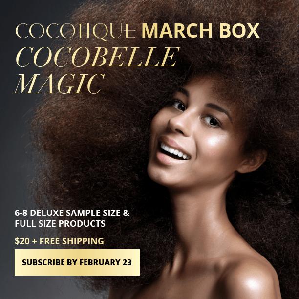COCOTIQUE March Cocobelle Magic