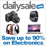 FInd huge savings on retail prices at DailySale.com