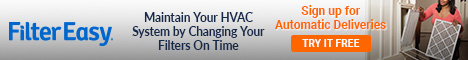 Maintain Your HVAC System with FilterEasy