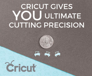 Cricut Gives Your Ultimate Cutting Precision