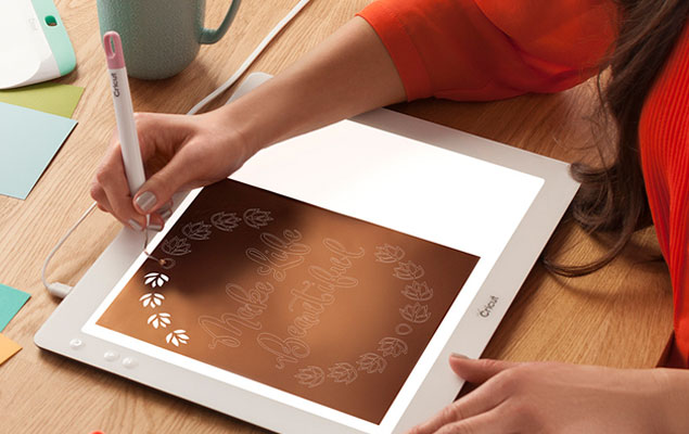 Shop the Cricut BrightPad today!