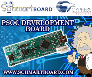 PSOC Development Board