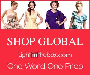 Shop Global at LightInTheBox.com