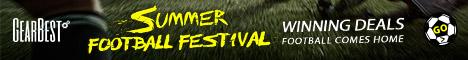 Gearbest Summer Football Festival