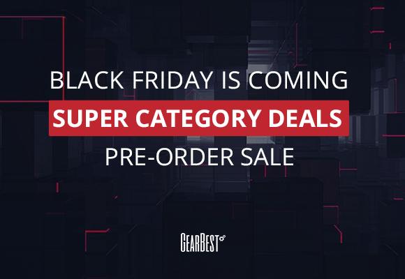 Black Friday: Super Category Deals