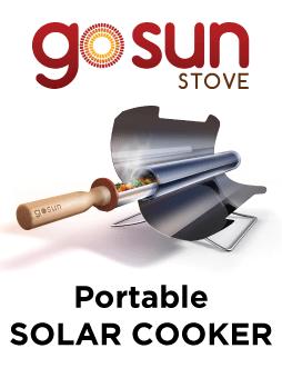 Portable Solar Cooker