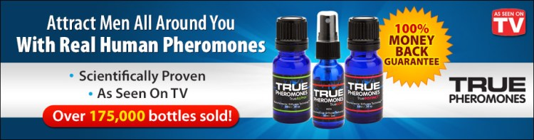 True Pheromones for women reviews