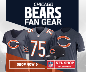 Shop for officially licensed Chicago Bears Fan Gear, accessories and authentic collectibles at Shop.ChicagoBears.com