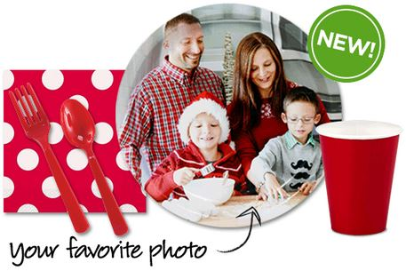 Birthday Express Personalized Plates