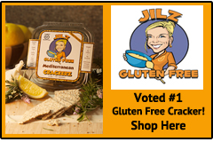 Jilz Gluten Free Crackerz