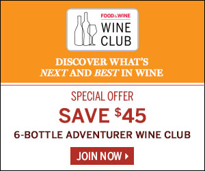 Food and Wine Club Adventurer Club