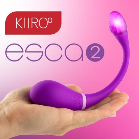 Kiiroo Esca2 - Internal Wearable Pleasure