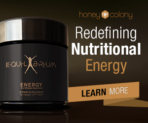 HoneyColony Equilibrium Honey and Herbal Superfood