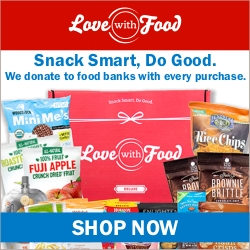 Get 40% off your first Love With Food box today!