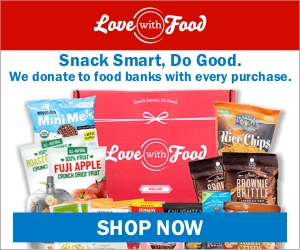 Save 40% Off Your First Love With Food Box