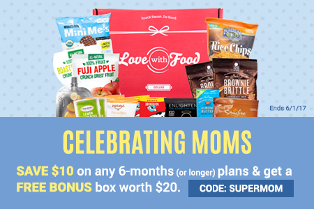 Get the Love With Food Black Friday Deal!