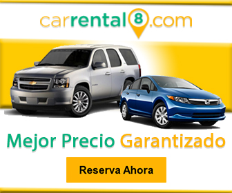CarRental8 Best Prices Guaranteed (Spanish)