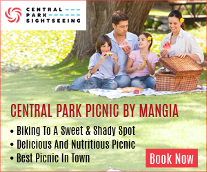 picnic, centralpark picnic by Mangia